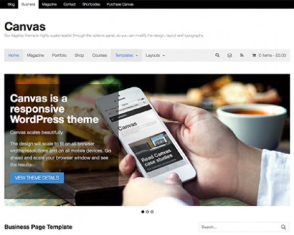 WooThemes Canvas WooCommerce Themes 5.11.7