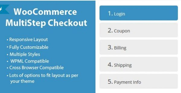 WooCommerce MultiStep Checkout Wizard 3.4.1
