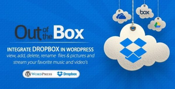 Out-of-the-Box – Dropbox plugin for WordPress 1.13.5