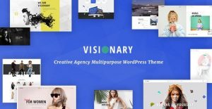 Visionary – Creative Agency Multipurpose WordPress Theme 1.4.2