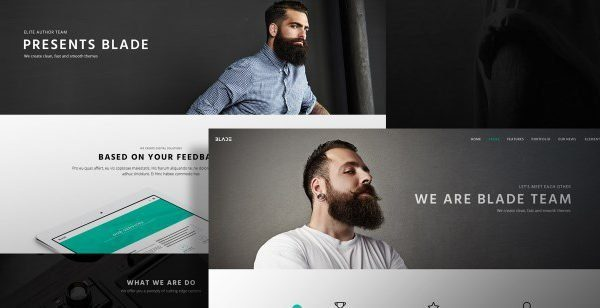 Blade – Responsive Multi-Functional Theme 2.8.5