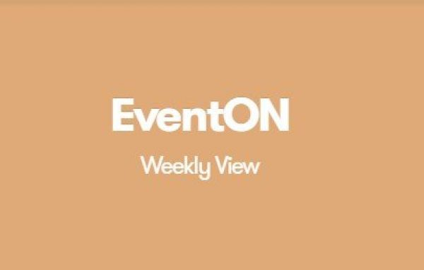 EventON Weekly View Addon 1.0.10