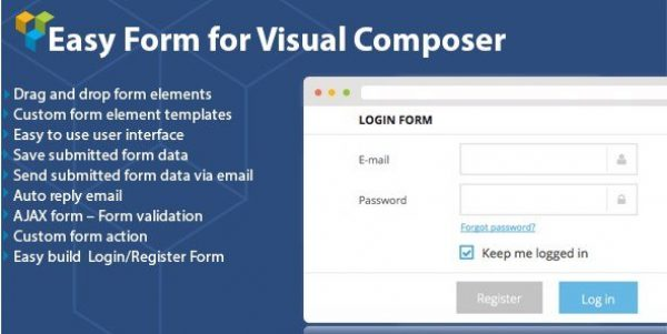 DHVC Form – WordPress Form for Visual Composer 2.2.3