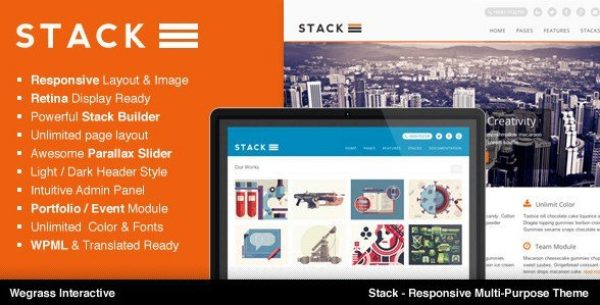 Stack – Responsive Multi-Purpose Theme 1.4.4