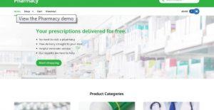 WooThemes Pharmacy Storefront WooCommerce Theme 2.0.12