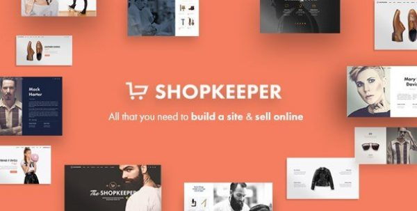 Shopkeeper – eCommerce WP Theme for WooCommerce 2.6.12