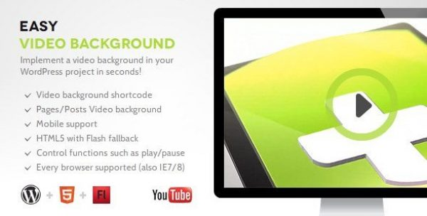 Easy Video Background WP 1