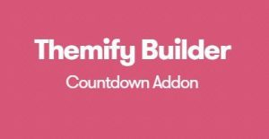 Themify Builder Countdown Addon 1.1.6