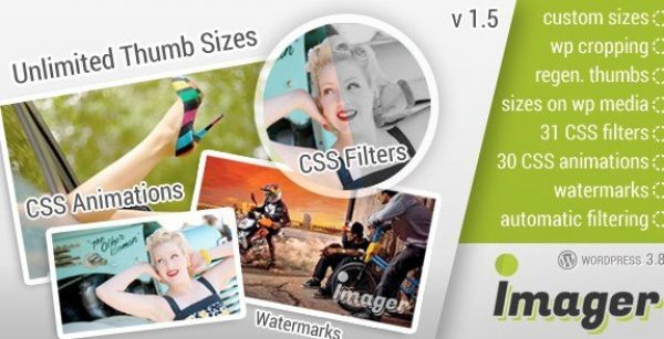 Imager – Amazing Image Tool for WordPress 1.5