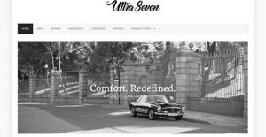 CSS Igniter UltraSeven WordPress Theme 2.5
