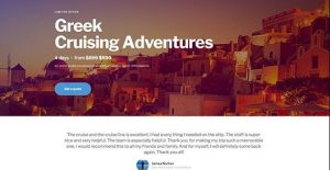 Elementorism Travelous Landing Page 1.0