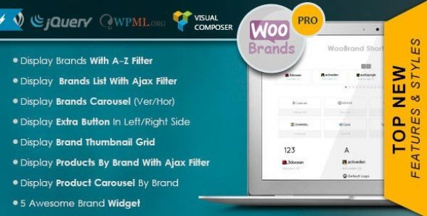 WooCommerce Brands By Proword 4.3.9