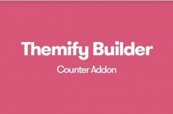 Themify Builder Counter Addon 1.1.7