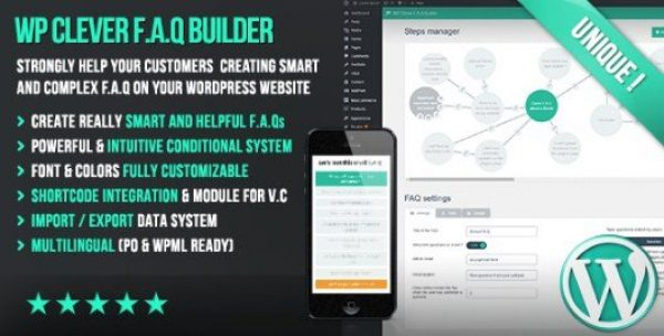 WP Clever FAQ Builder 1.34