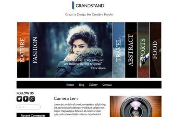 CyberChimps Grandstand WordPress Theme 1.6