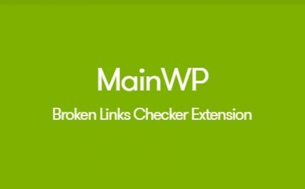 MainWP Broken Links Checker Extension 1.6