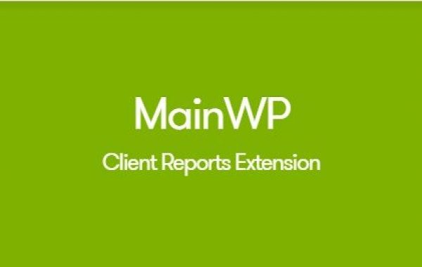 MainWP Client Reports Extension 2.3