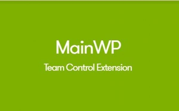 MainWP Team Control Extension 1.2