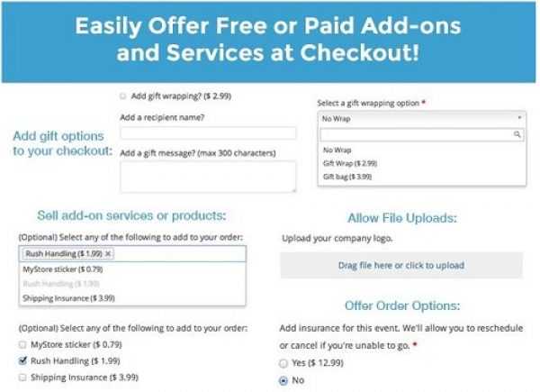 Woocommerce Checkout Add-Ons 1.12.6