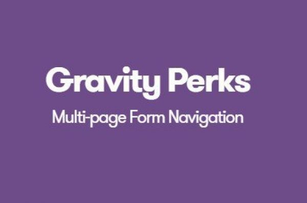 Gravity Perks Multi-page Form Navigation 1.0.4