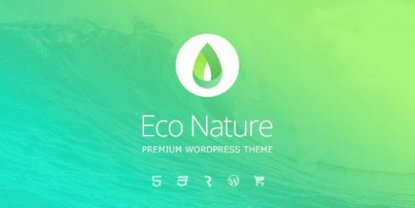Eco Nature – Environment & Ecology WordPress Theme 1.3.8