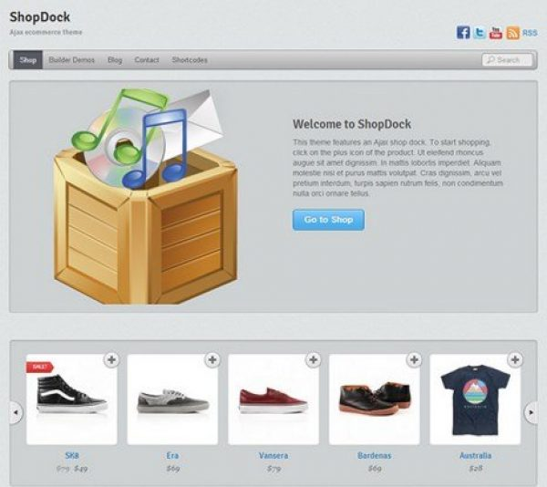 Themify ShopDock WooCommerce Themes 2.2.7