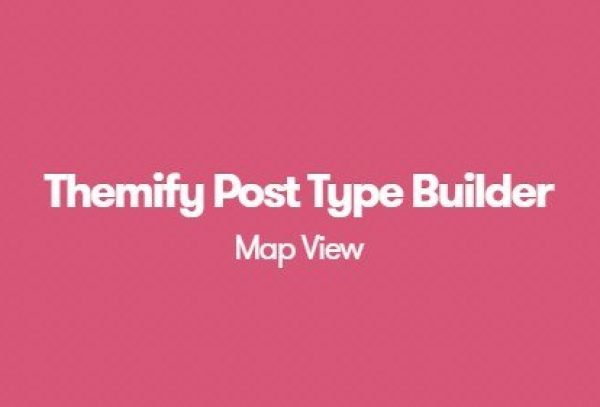 Themify Post Type Builder Map View Addon 1.2.1
