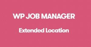 WP Job Manager Extended Location Addon 3.4.0