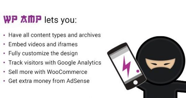WP AMP – Accelerated Mobile Pages For WordPress and WooCommerce 8.4