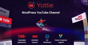 YouTube Plugin – WordPress Gallery for YouTube 3.0.0