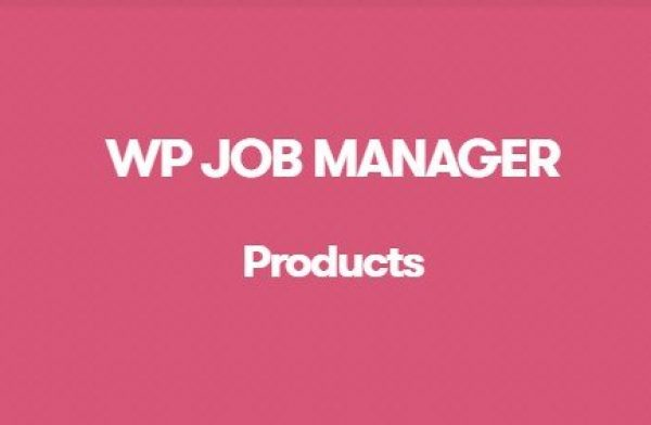 WP Job Manager Products Addon 1.8.0