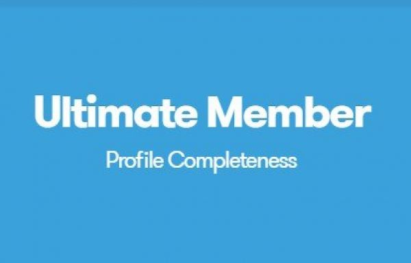 Ultimate Member Profile Completeness 2.0.6