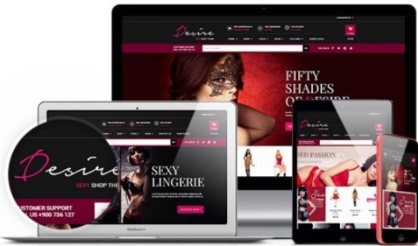 YITH Desire Sexy Shop Premium WooCommerce Themes 1.1.10