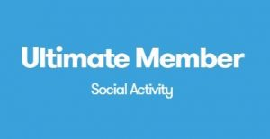 Ultimate Member Social Activity 2.1.4
