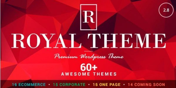 Royal – Multi-Purpose WordPress Theme 4.7.1