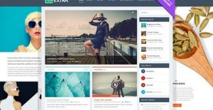Elegant Themes Extra WordPress Theme 2.24.1
