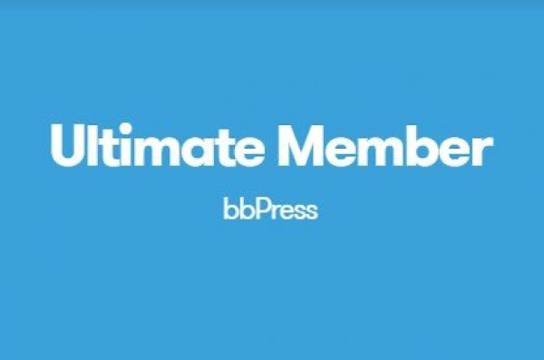 Ultimate Member bbPress 2.0.4