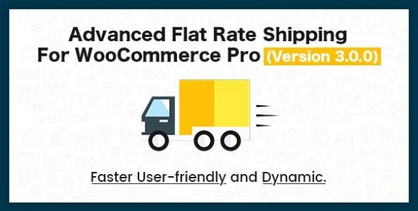 Advance Flat Rate Shipping Method For WooCommerce 3.0.4