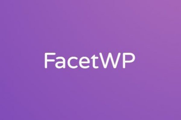 FacetWP – Advanced Filtering Plugin for WordPress 3.2.9