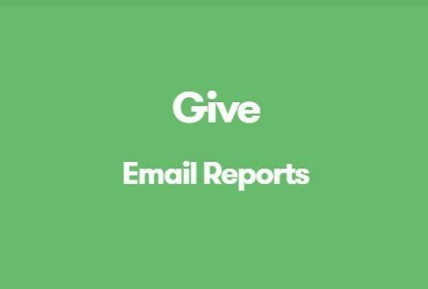 Give Email Reports 1.1.2