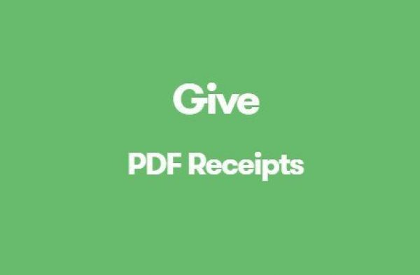 Give PDF Receipts 2.2.5