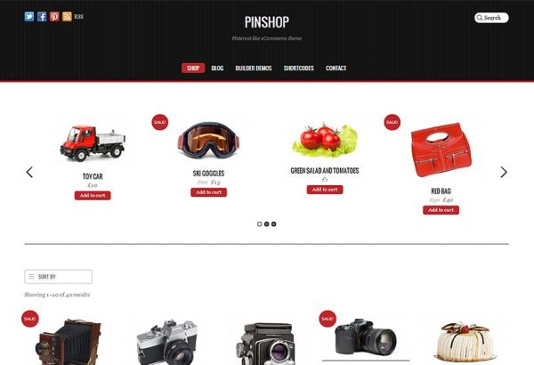 Themify Pinshop WooCommerce Themes 2.3.3